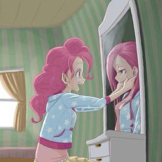 Комиксы про Пинкамину - красивые, прикольные, интересные 6