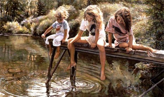 Красивые картинки акварелью - смотреть, скачать, прикольные 8
