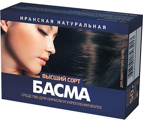 Окрашивание волос натуральными красителями - хна и басма 2