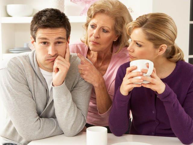 Отношения между свекровью и невесткой - причины конфликтов 1