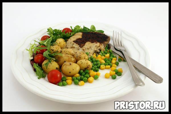 Почему вес не уходит при правильном питании и тренировках 2