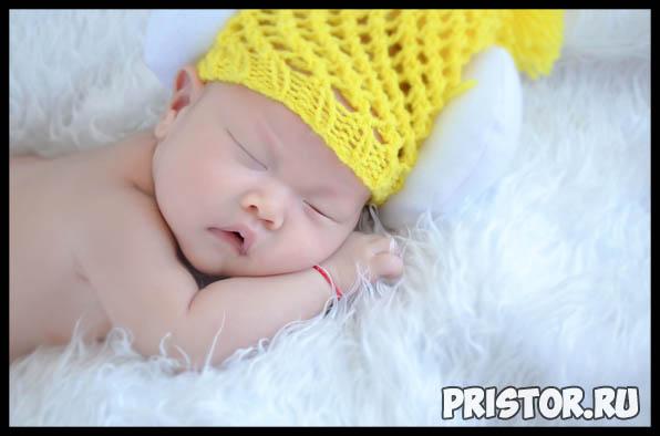 Почему ребенок храпит во сне - основные причины и лечение 2