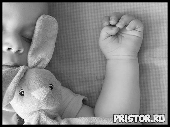 Почему ребенок храпит во сне - основные причины и лечение 3