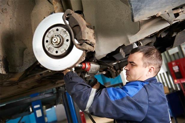 Ремонт тормозной системы автомобиля своими руками - основные советы 1