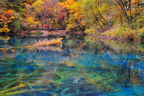 Самые красивые озера мира - необычные и удивительные 4
