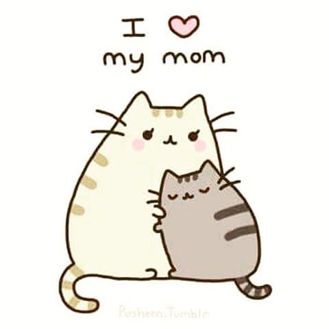 Скачать картинки про маму - красивые, прикольные, интересные 1