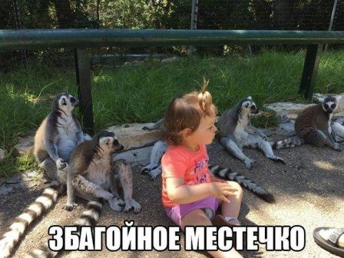 Смешные картинки про детей - прикольные, веселые, забавные 11