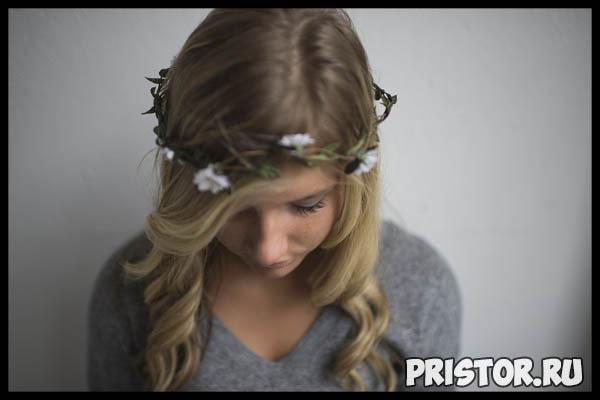 Уход за волосами народными средствами - старинные рецепты 1