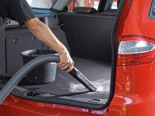 Химчистка салона автомобиля своими руками - секреты и советы 1