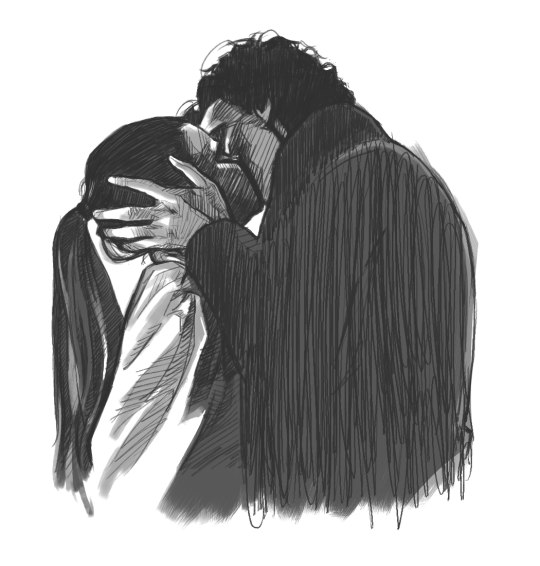 Черно-белые картинки для срисовки - красивые, легкие, простые 11