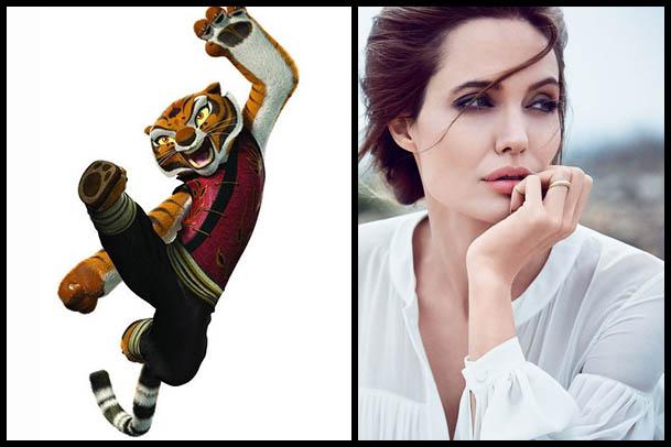 Анджелина Джоли - биография, личная жизнь, фото, новости, дети 5