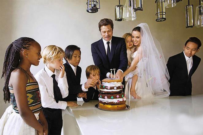 Анджелина Джоли - биография, личная жизнь, фото, новости, дети 9