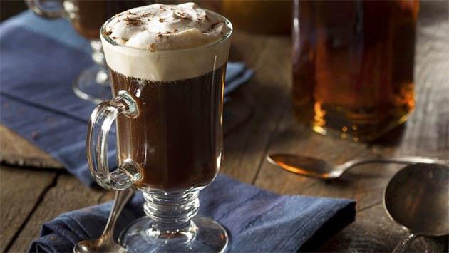 Ирландский кофе - рецепт, секреты приготовления, вкусный напиток 2