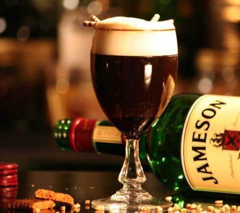 Ирландский кофе - рецепт, секреты приготовления, вкусный напиток 3