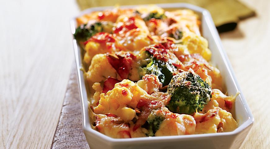 Как вкусно приготовить цветную капусту - оригинальные рецепты 1