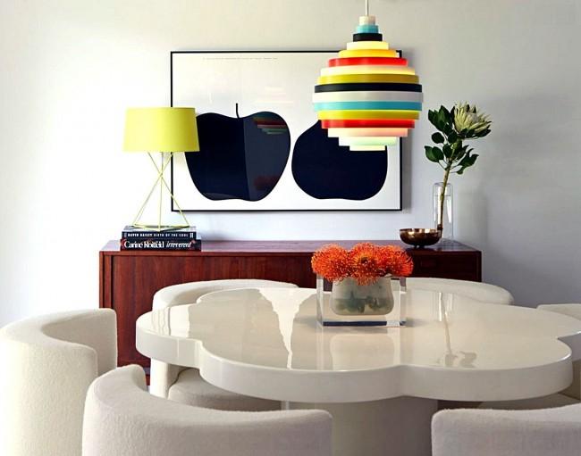 Как правильно выбрать кухонный стол - эффективные рекомендации 3