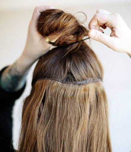Как правильно мыть нарощенные волосы - лучшие советы и способы 1
