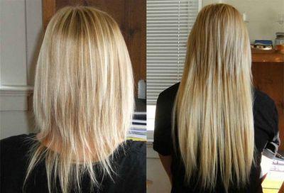Как правильно мыть нарощенные волосы - лучшие советы и способы 3