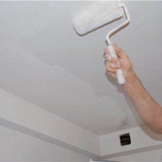 Как правильно покрасить потолок краской - основные советы 1