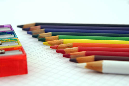 Как рисовать цветными карандашами для начинающих - лучшие советы 1