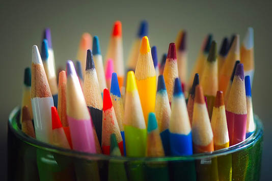 Как рисовать цветными карандашами для начинающих - лучшие советы 2