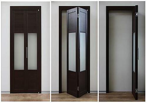 Как установить межкомнатную дверь книжку своими руками - советы и помощь 4