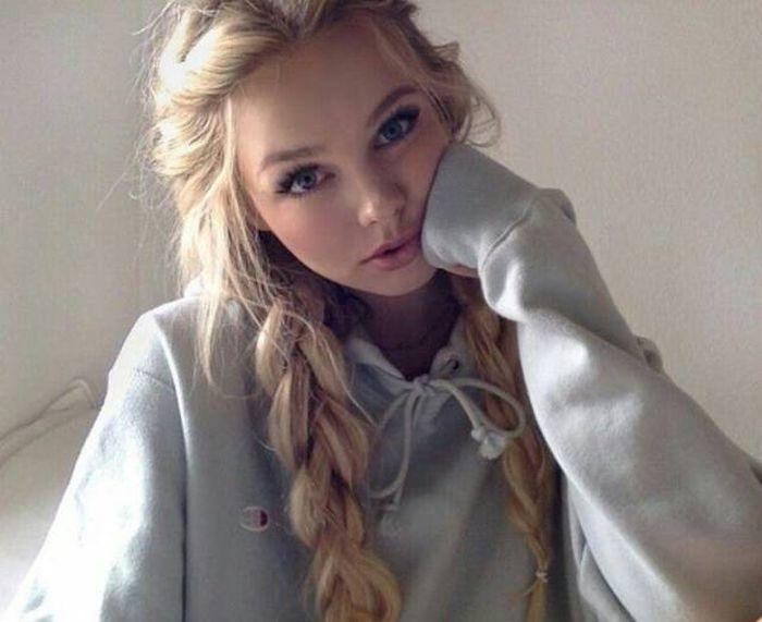 Красотки и милые девушки - удивительные фото и картинки 2