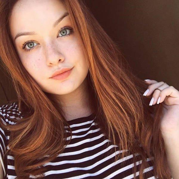 Красотки и милые девушки - удивительные фото и картинки 6