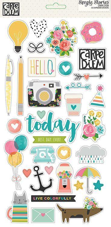 Легкие картинки для личного дневника - прикольные, красивые, крутые 8