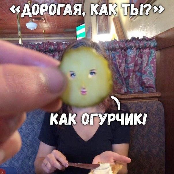 Подборка смешных и прикольных картинок - веселые, с надписями, 2017 9