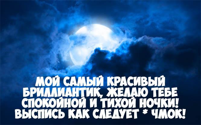 Пожелания спокойной ночи своими словами - красивые и прикольные 9