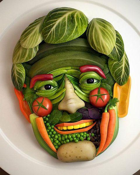 Прикольные картинки еды - интересные, забавные, веселые, аппетитные 12