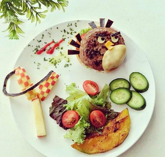 Прикольные картинки еды - интересные, забавные, веселые, аппетитные 6