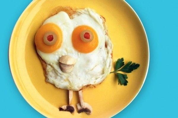 Прикольные картинки еды - интересные, забавные, веселые, аппетитные 9