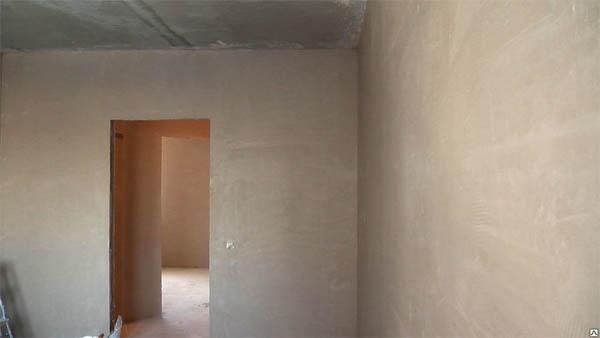 Самостоятельно восстанавливаем штукатурку на стенах - способы и советы 1