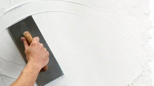 Самостоятельно восстанавливаем штукатурку на стенах - способы и советы 2