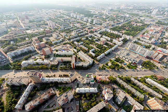 Челябинск фото и картинки города - очень красивые, интересные 1