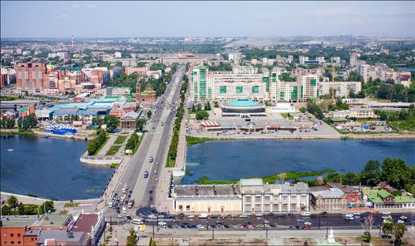 Челябинск фото и картинки города - очень красивые, интересные 4