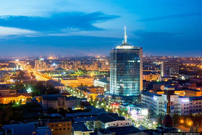 Челябинск фото и картинки города - очень красивые, интересные 7