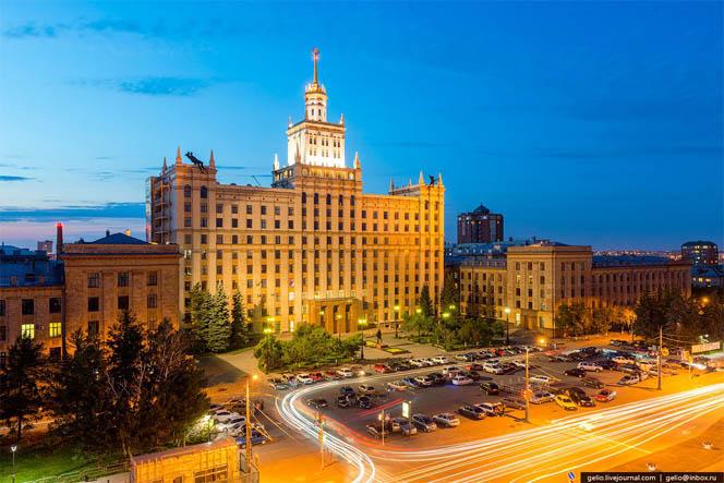 Челябинск фото и картинки города - очень красивые, интересные 8