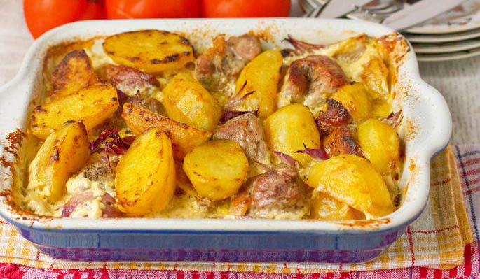Блюда из свинины на ужин быстро