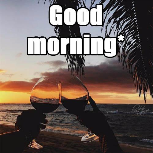 Good morning картинки с надписями - красивые и прикольные 7