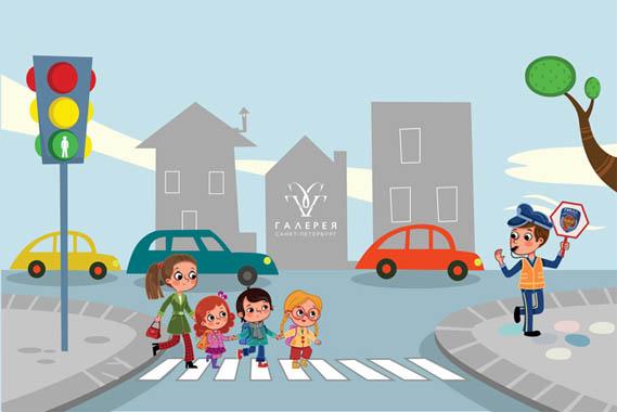 Движение картинки для детей - познавательные, интересные и красивые 10
