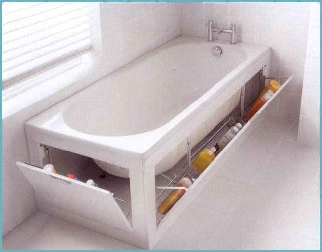 Как сделать экран для ванны своими руками - лучшие способы и советы 1