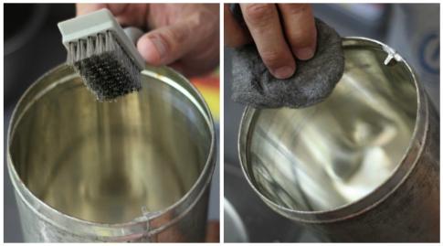 Как удалить ржавчину с металла и инструментов в домашних условиях 3