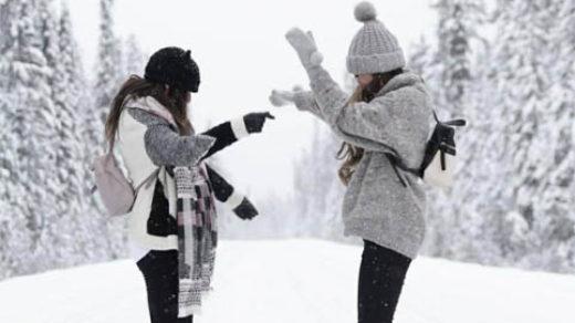 Картинки на аву зима и зимняя пора - прикольные, красивые и классные