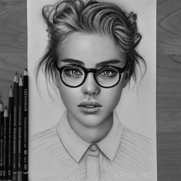 Красивые арт рисунки, картинки - подборка невероятных и удивительных 6