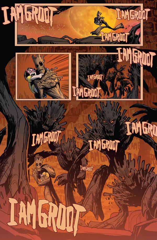 Красивые и прикольные комиксы Марвел - веселая и забавная подборка 12