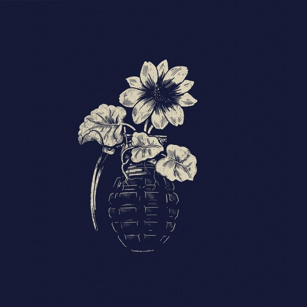 Красивые нарисованные картинки цветов - удивительные и красочные 5