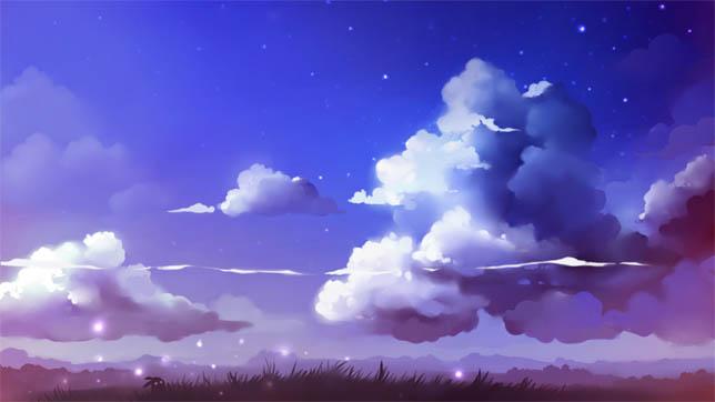 Красивые облака картинки для детей - прикольные, интересные, чудные 11